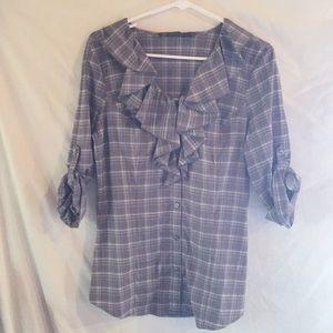 OUT BACKRED Shirt size medium